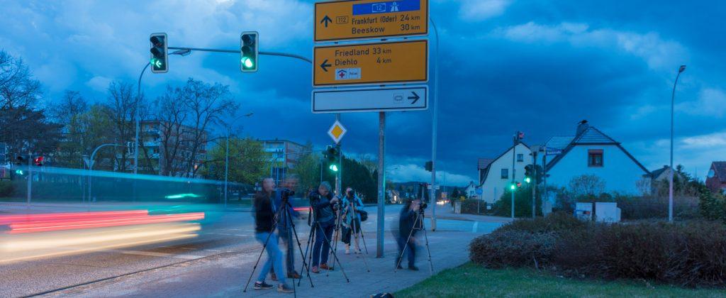 Fotoseminare in Eisenhüttenstadt - Fotokurs an der Volkshochschule Eisenhüttenstadt - Fotografie Bernd Geller