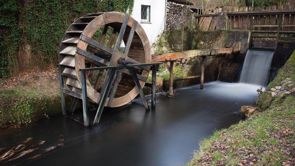 Bremsdorfer Mühle im Schlaubetal - Reisevorträge - Fotografie Bernd Geller Eisenhüttenstadt - Bilderschau über die Region Naturpark Schlaubetal und die Oder