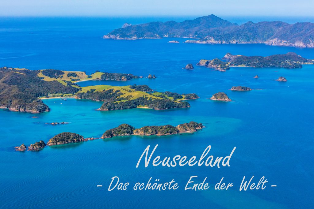 Reisebericht über Neuseeland - Reisevorträge - Fotografie Bernd Geller Eisenhüttenstadt