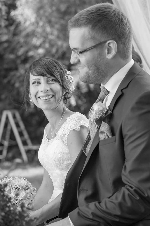 Hochzeit Jenny und Robert im Seehotel Luisenhof in Falkenhagen